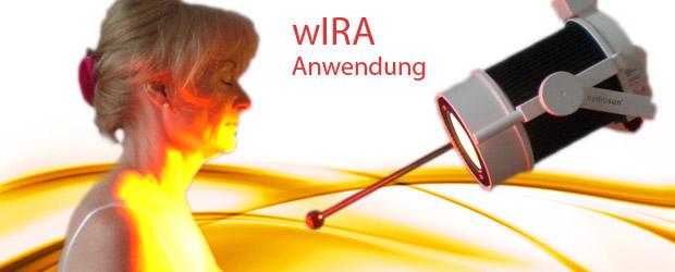 wIRA Anwendungen mit Infrarotlicht
